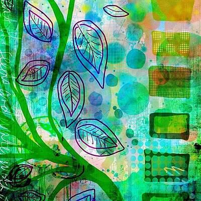 Garden Photograph - plant The Seeds #ipadart #art by Robin Mead