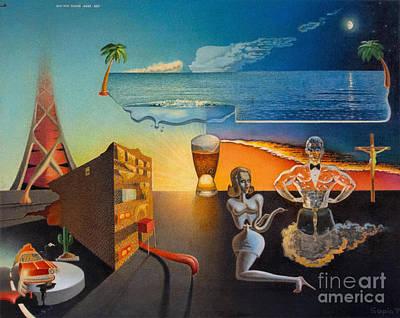 Plastic Realities Original by Ben Sapia