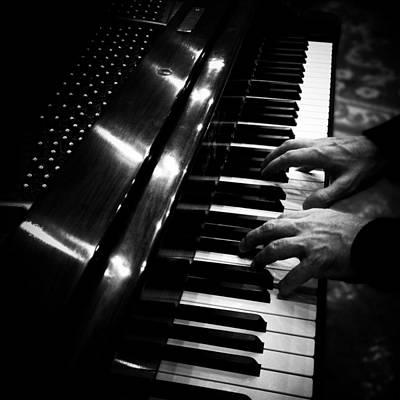 Play Me A Song... Print by Natasha Marco
