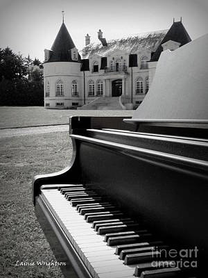 Play Me A Tune Print by Lainie Wrightson