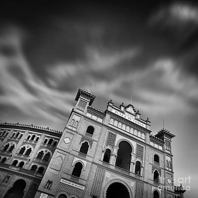 Toro Photograph - Plaza De Toros - Madrid by Rod McLean