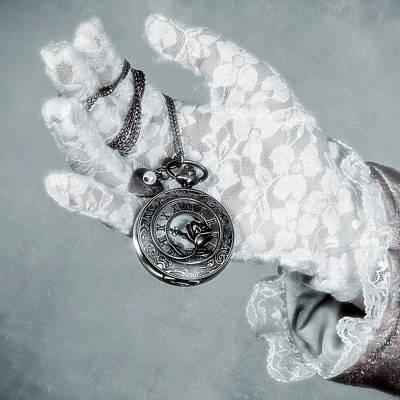 Pocket Watch Print by Joana Kruse