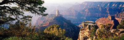 Grand Canyon Photograph - Point Imperial At Sunrise, Grand by Panoramic Images