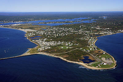 Photograph - Point Judith, Rhode Island by Dave Cleaveland