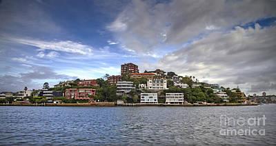 Photograph - Point Piper - Sydney - Australia by Bryan Freeman