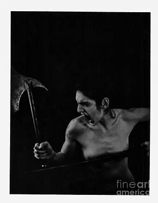 Nude Polaroid Photograph - Pol Jacs 10 by Douglas Duerring