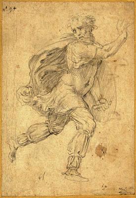 Polidoro Da Caravaggio Print by Litz Collection