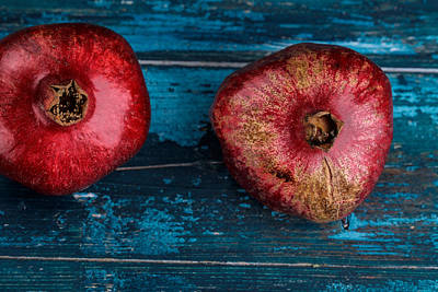 Pomegranate Photograph - Pomegranate by Nailia Schwarz