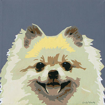 Pomeranian Original by Slade Roberts