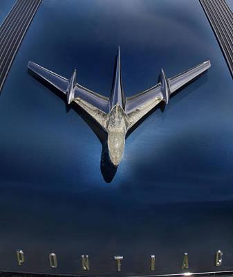 Flying Planes Photograph - Pontiac Plane by Rebecca Cozart