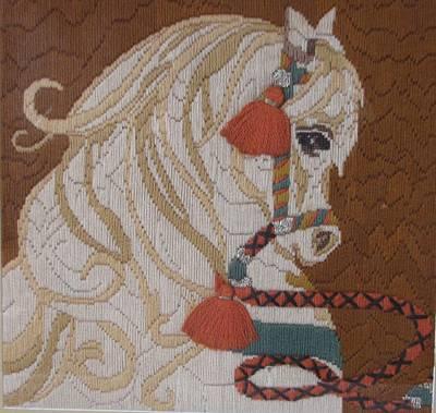 Handcrafted Mixed Media - Pony by HollyWood Creation By linda zanini