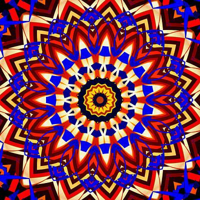 Manipulation Photograph - Pop Art Digital by Mario Carini