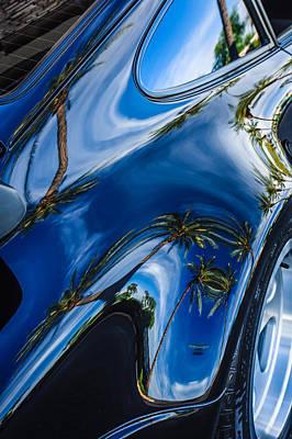 Images Of Cars Photograph - Porsche Rear Fender by Jill Reger