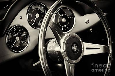 Porsche Speedster Print by Tim Gainey
