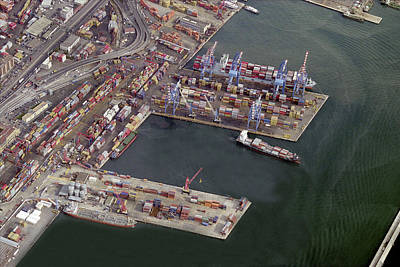 Water Photograph - Port Of Naples by Blom ASA