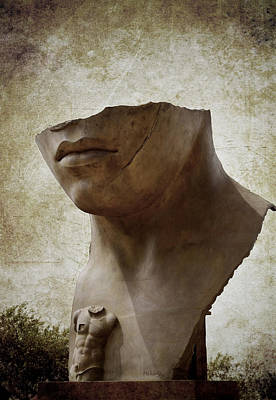Decor Photograph - Porta Italica by RicardMN Photography
