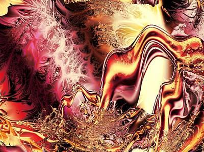 Division Digital Art - Portal by Anastasiya Malakhova