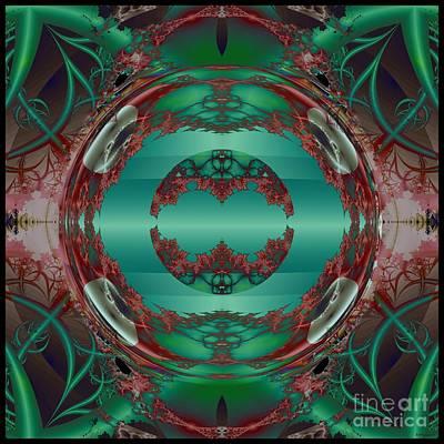 Portal / Escape Hatch  Print by Elizabeth McTaggart