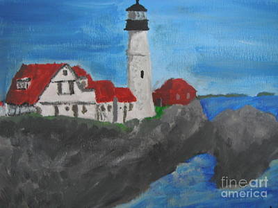 Portland Headlight Original by Jordan Allen