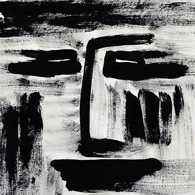 Sadness Painting - Portrait by Igor Kislev