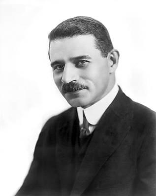 1910s Photograph - Portrait Of Morris Hillquit by Underwood Archives