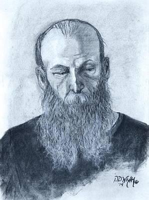 Portrait Of Robert  Original by Dee Dee  Whittle