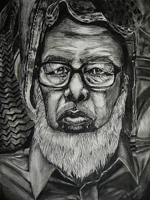 Portrait Original by Umme Kulsoom