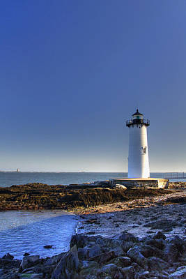 New Hampshire Photograph - Portsmouth And The Whaleback by Joann Vitali