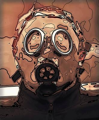 Post Apocalypse Print by Daniel Hagerman