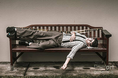 Homeless Photograph - Poverty Stricken Past by Jorgo Photography - Wall Art Gallery