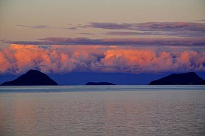 Photograph - Powdered Sky by Marty  Cobcroft