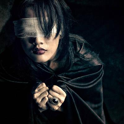 Cloak Photograph - Power by Hari Sulistiawan
