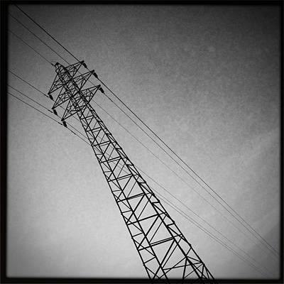 Power Lines Original by Marco Oliveira