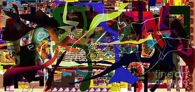 Tzaddik Digital Art - Power Of The True Tzaddik by David Baruch Wolk