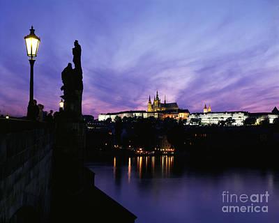 Castle Photograph - Prague Castle by Rafael Macia