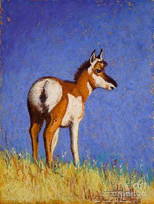 Prairie Native Original by Tracy L Teeter
