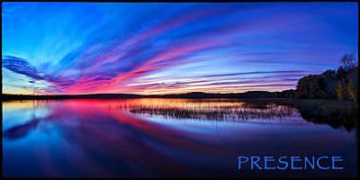 Presence 1 Print by Bill Caldwell -        ABeautifulSky Photography