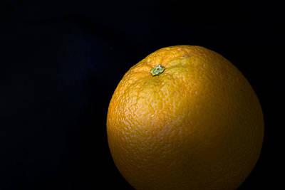 Kitchen Photograph - Pretentious Orange by Mark McKinney