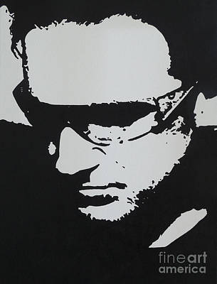 Bono Painting - Pride by ID Goodall