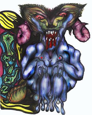 Sloth Mixed Media - Pride by Tiffany Selig