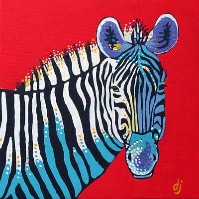 Primarily Zebra Print by Dorothy Jenson