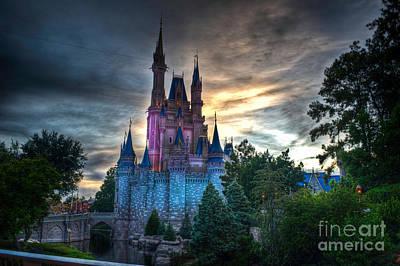 Maleficent Photograph - Princess Castle by Ryan Crane