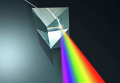 Bright Colours Photograph - Prism  by Ktsdesign