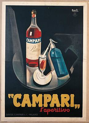 Images Of Wine Bottles Photograph - Private Collection. All. Poster by Everett