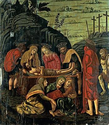 Probably Conti Bernardino De, Co-worker Print by Everett