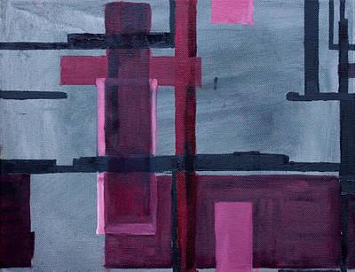 Procedural Painting  V2.0.4 Print by Cathal Lindsay