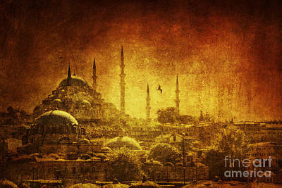 Middle East Photograph - Prophetic Past by Andrew Paranavitana