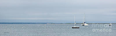 Outlook Photograph - Provincetown Outlook by Michelle Wiarda