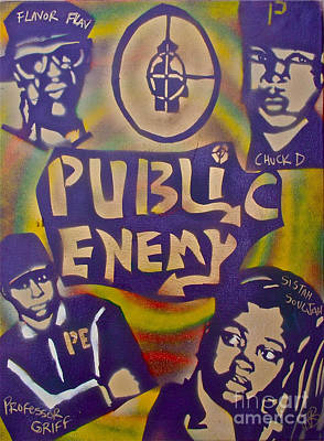 Public Enemy Number One Original by Tony B Conscious