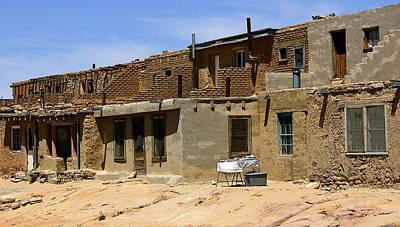 Pueblo Photograph - Pueblo Yard Sale by Joe Kozlowski